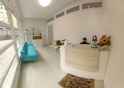 Clínica Remodel. Cirugía plástica y estética en Las Palmas sala de espera