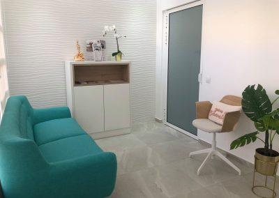 Clínica Remodel. Cirugía plástica y estética en Las Palmas. Sala de espera.